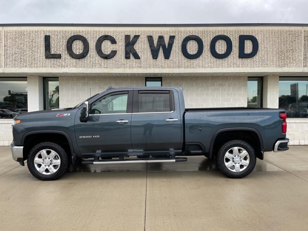 Used 2020 Chevrolet Silverado 2500HD LTZ with VIN 1GC4YPEY7LF175929 for sale in Marshall, Minnesota