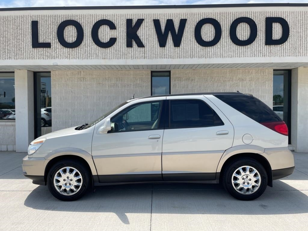Used 2005 Buick Rendezvous CX AWD with VIN 3G5DB03E25S537463 for sale in Marshall, Minnesota